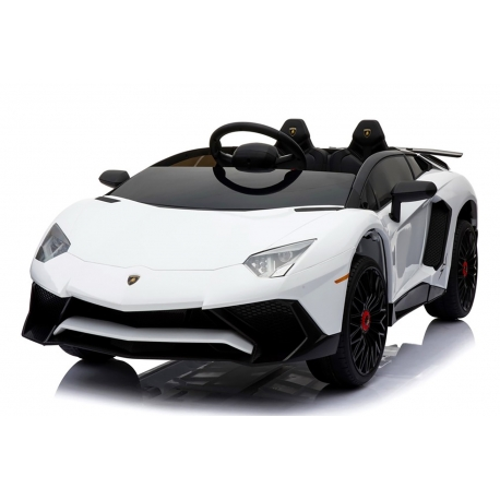 Lamborghini Avantador - auto na akumulator - FULL OPCJA