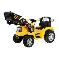 Mega Traktor Power na akumulator z łyżką