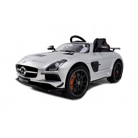 Mercedes SLS AMG GT - auto na akumulator - FULL OPCJA