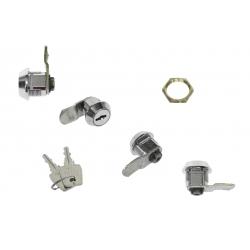 Zamek krzywkowy Euro-Locks - 1408 - do skrzynki pocztowej