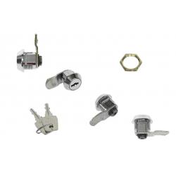 Euro-Locks -F485 zamek do szafki metalowej