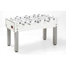 Stół do piłkarzyków Garlando - G-500 Pure White