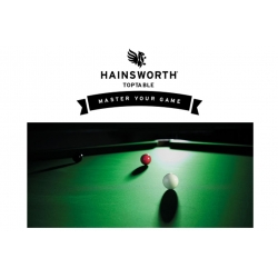 Sukno snookerowe Hainsworth Smart