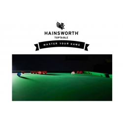 Sukno snookerowe Hainsworth Match
