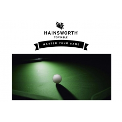 Sukno snookerowe Hainsworth Precision