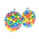 Plastikowe piłeczki 200 szt. do dmuchanych placów zabaw