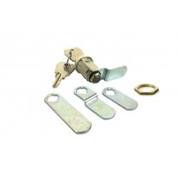Zamek krzywkowy  Euro-Locks - jednakowy numer klucza