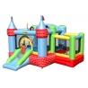 Dmuchane Zamek - Happy Hop - z basenem na piłeczki