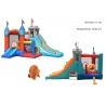 Dmuchany plac zabaw - Zamek 13w1 - wymiary