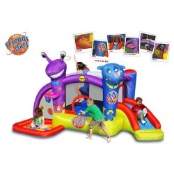 Dmuchany plac zabaw Happy Hop - Marsjańska Przygoda