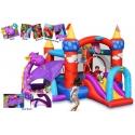 Dmuchany plac zabaw Happy Hop - Smok