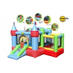Dmuchany Zamek - Happy Hop - z basenem na piłeczki