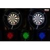 Oświetlenie do tarczy sizalowej dart - AURA Color