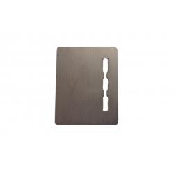 Czołówka do żetona (trzy rowki) - 26mm - typ A