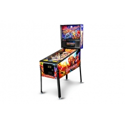 Flipper - Iron Maiden - STERN PINBALL, INC.