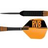 Lotki Target Raymond Van Barneveld RVB - Black (steel tip)