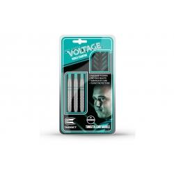 Lotki Target Rob Cross Silver Voltage (steel tip)