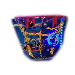 Siatka plastikowa do koszykówki - łańcuch