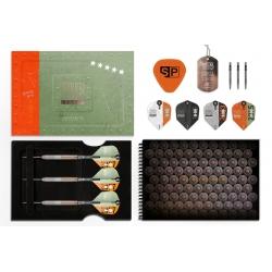 Lotki RVB Legacy - limitowana edycja - Target (steel tip)