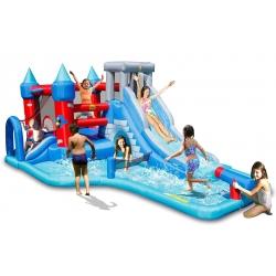 Dmuchany wodny zamek - HappyHop