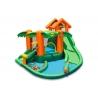 HappyHop wodny dmuchaniec - Tropikalna Wyspa