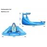 Mega Wodna Zjeżdżalnia - Rekin wymiary