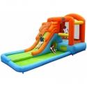 Dmuchany zamek z basenem - Giant Airflow - HappyHop