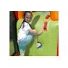 Dmuchane centrum zabaw w parku wodnym Happy Hop