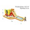 Dmuchane centrum zabaw w parku wodnym Happy Hop - Wymiary