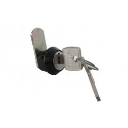 Zamek krzywkowy Euro-Locks -B764 mocowanie zatrzaskowe