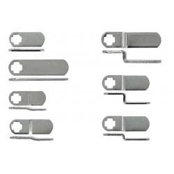 Krzywki standard do zamków Euro-Locks